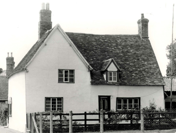 Saville Cottage in 1960 [Z53/5/8]